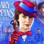 Nieuwe beelden Mary Poppins Returns