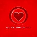 Poster voor romantische komedie All You Need Is Love