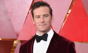 Armie Hammer Death on the Nile