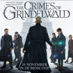 Nieuwe poster Fantastic Beasts: The Crimes of Grindelwald