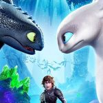 Nieuwe poster How to Train Your Dragon: The Hidden World