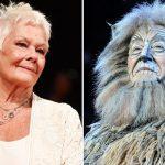 Judi Dench als Old Deuteronomy in musicalverfilming Cats