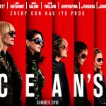 Ocean's 8 nieuwe personage clips