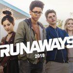 Nieuwe poster Marvel's Runaways seizoen 2