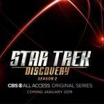 Poster voor Star Trek: Discovery seizoen 2