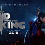 Eerste poster voor The Kid Who Would be King
