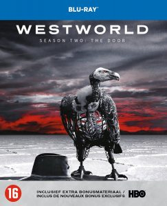 Westworld seizoen 2 blu-ray
