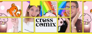 Cross Comix Entertainmenthoek