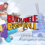 Dutch Angle Dragon Ball | A fan manga