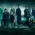 Promo art voor vijfde en laatste seizoen Gotham