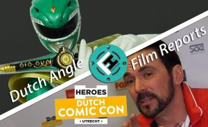 Jason David Frank | Dutch Comic Con 2018
