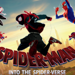 Ronnie Flex is Spider-Man in Spider-Man: Into the Spider-Verse