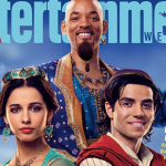 Eerste blik op Will Smith als Genie in Disney's live-action Aladdin