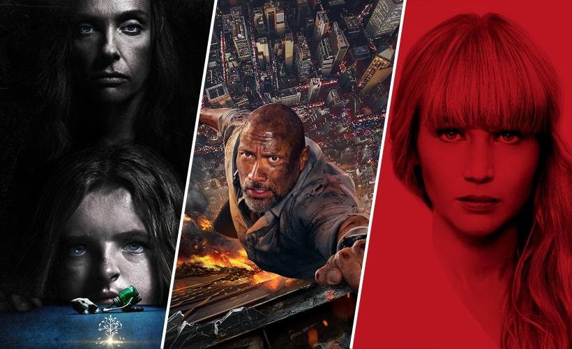 E-hoek's film keuzes | Films 2018 5
