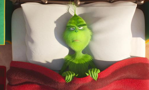 Recensie The Grinch
