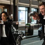 Chris Hemsworth deelt nieuwe Men in Black International foto