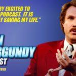 Will Ferrell's Ron Burgundy keert terug met een nieuwe Podcast