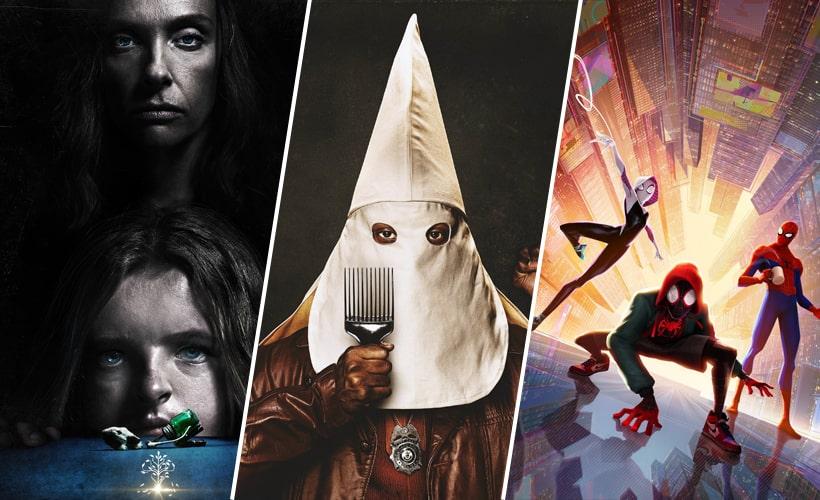 E-hoek's film keuzes | Films 2018 9