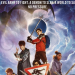 Nieuwe poster voor The Kid Who Would be King