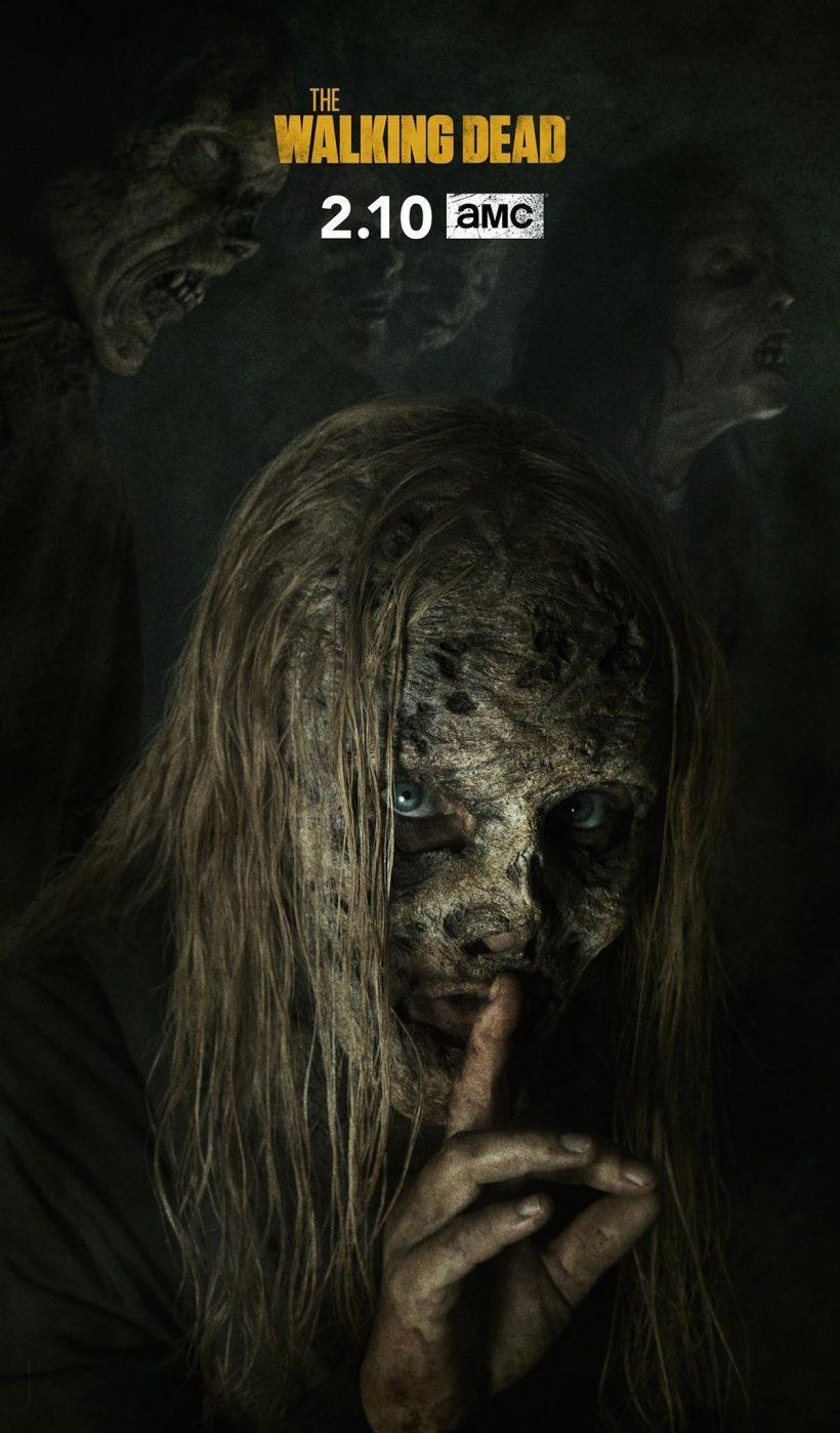 The Walking Dead seizoen 9B