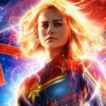 Nieuwe poster voor Captain Marvel