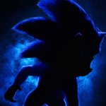 Eerste poster voor Sonic the Hedgehog