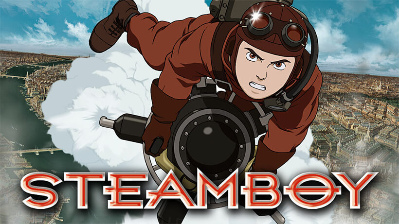 Steamboy – Cyberpunk in hedendaags Hollywood | Deel 1 | 5