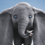 Nieuwe internationale poster voor Disney's live-action Dumbo