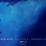 Nieuwe poster voor John Wick 3: Parabellum