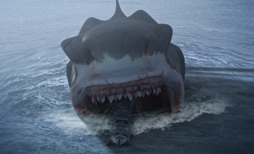 Megalodon Entertainmenthoek