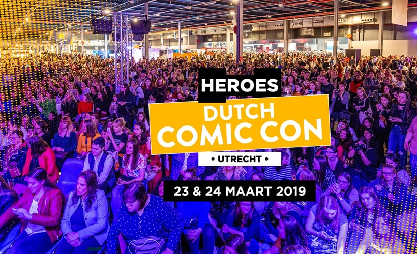 OVERZICHT | Filmevenementen | Heroes Dutch Comic Con