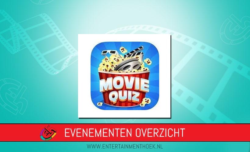 OVERZICHT | Filmevenementen | Week #05 | Open Nederlands Filmquizkampioenschap