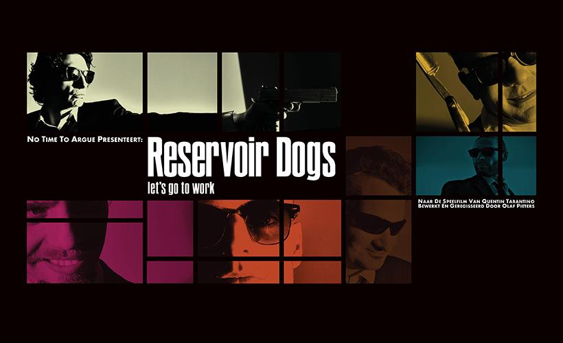 OVERZICHT | Filmevenementen | Reservoir Dogs toneelstuk