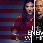 Jennifer Carpenter & Morris Chestnut in trailer voor The Enemy Within