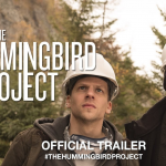 Jesse Eisenberg in trailer The Hummingbird Project
