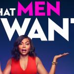Nieuwe poster What Men Want met Taraji P. Henson