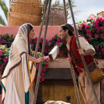 Nieuwe foto van Jasmine en Aladdin uit Disney's Aladdin