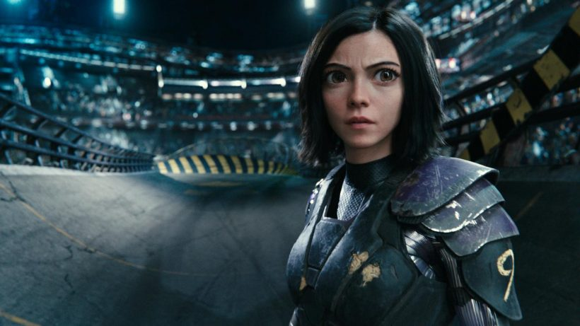 Recensie Alita: Battle Angel
