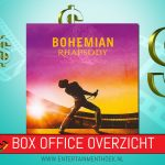 Box Office | Week 06 | Rapsody hoog in de charts