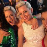 Nieuwe Charlie's Angels foto's geeft blik op het trio