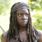 Danai Gurira stopt met The Walking Dead