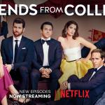Netflix-serie Friends from College stopt na twee seizoenen