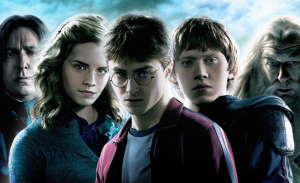 Harry Potter reboot