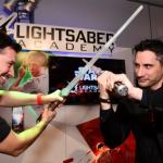 Vechten met Star Wars lichtzwaard wordt officiële sport in Frankrijk
