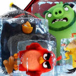 Eerste poster en trailer The Angry Birds Movie 2