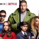 Netflix komt met tweede seizoen The Umbrella Academy