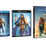 Maak je borst maar nat: Aquaman arriveert op DVD, Blu-ray en 4K UHD Ultra