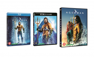 Aquaman blu ray