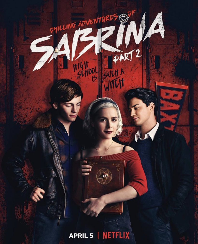 Chilling Adventures of Sabrina Part 2