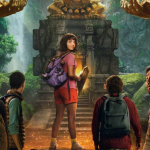Eerste posters voor Dora and the Lost City of Gold